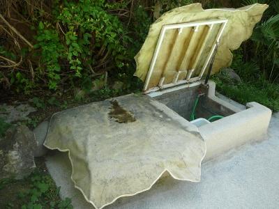 Cubas horizontales de poliester poliester melci s l for Tapa depuradora piscina